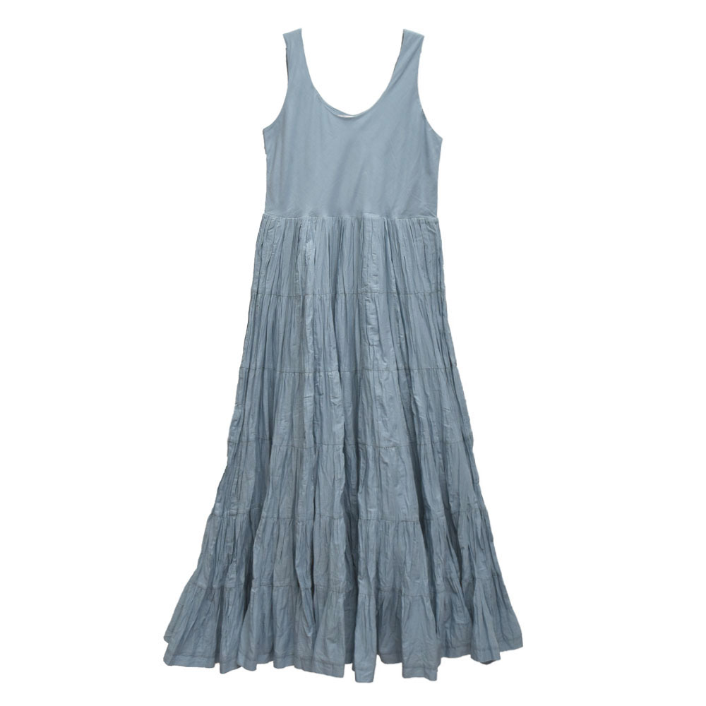 59a01b1474a65 MARIHA(マリハ)861392002 草原の虹のドレス ノースリーブワンピース ...